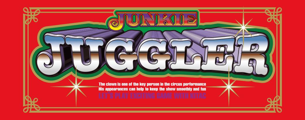 ジャンキージャグラー (レッドパネル)|パチスロ製品情報|株式会社北電子